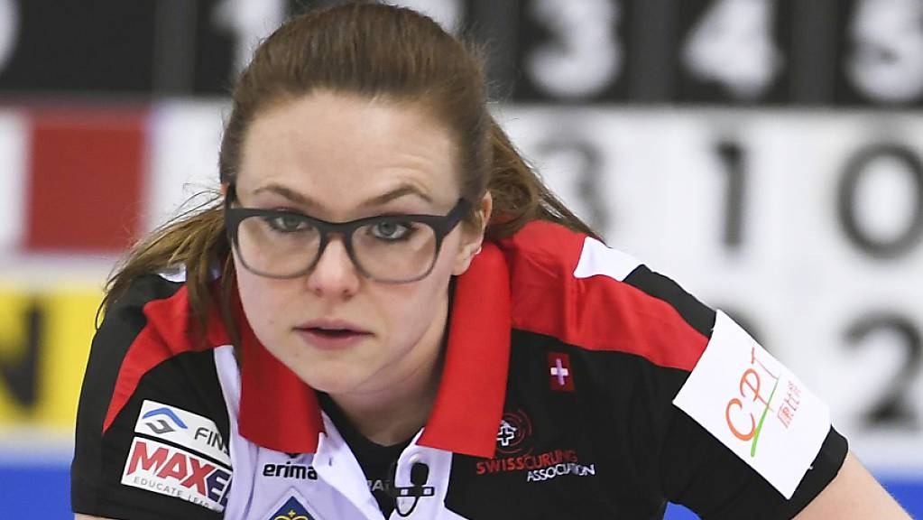 Alina Pätz, die starke Nummer 4 in Silvana Tirinzonis Team