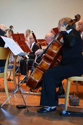 Das Senioren-Orchester der Region Baden lud zur Geburtstags-Matinée ins Wettinger Schulhaus Margeläcker