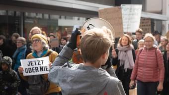 Die Grünliberalen wollen von der Klimadebatte profitieren und bei den Wahlen massiv zulegen.