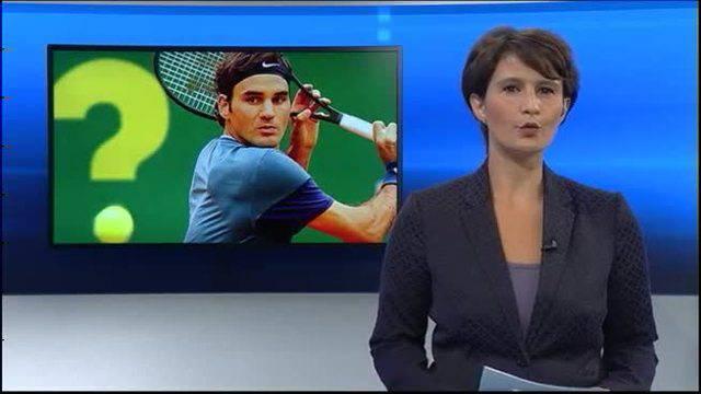 Wer kennt Federer nicht? Der Test