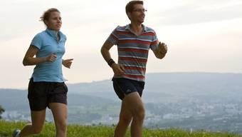 «Bewegung ist gesund» das gilt nicht nur bei sportlichen Aktivitäten (Symbolbild)