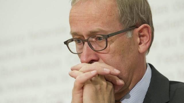 Staatsekretär Michael Ambühl (Archiv)