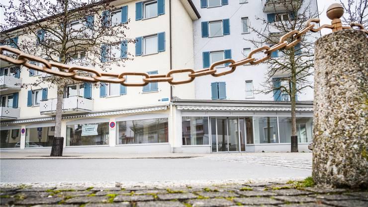 Romanshorn TG bekommt wie viele andere Städte auch die Folgen des Einkaufstourismus und des Onlinebooms zu spüren.