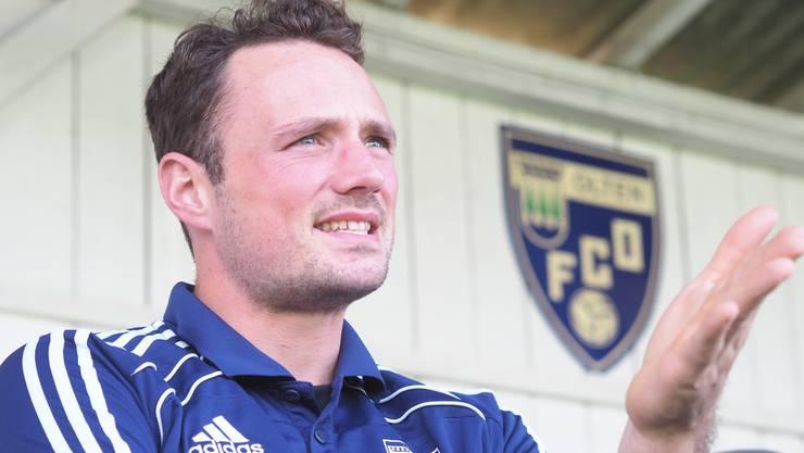 Die wichtigsten Ämter im Vorstand sind wieder besetzt, Isidor Meyer ist der neue Präsident des FC Olten.