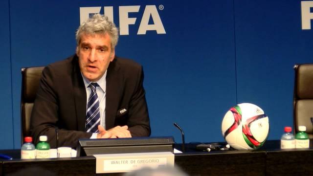 «Sepp Blatter tanzt jetzt nicht gerade im Büro»
