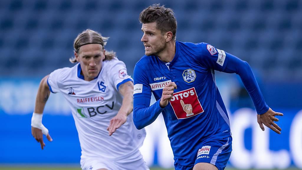 Der Ur-Basler Pascal Schürpf hat als Offensivspieler des FC Luzern den FCB schon mehr als einmal geärgert. Wird er es auch am Sonntag im St.-Jakob-Park tun?