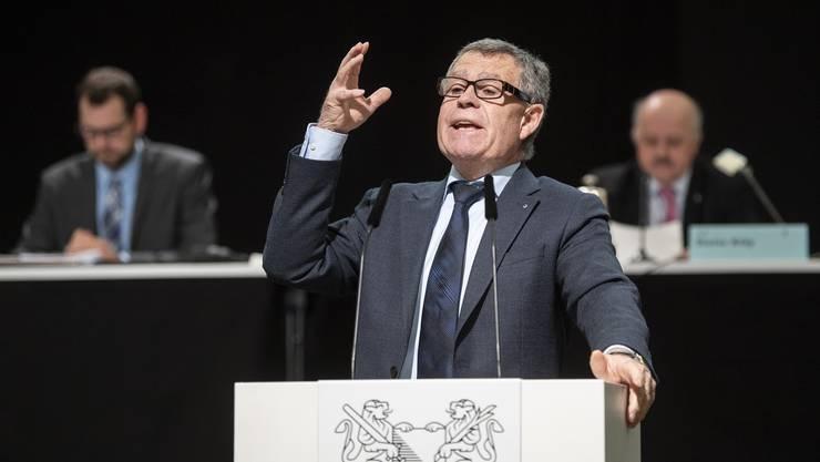 Der Zürcher Finanzdirektor warnt bei den Corona-Hilfen der Kantone vor Willkür.