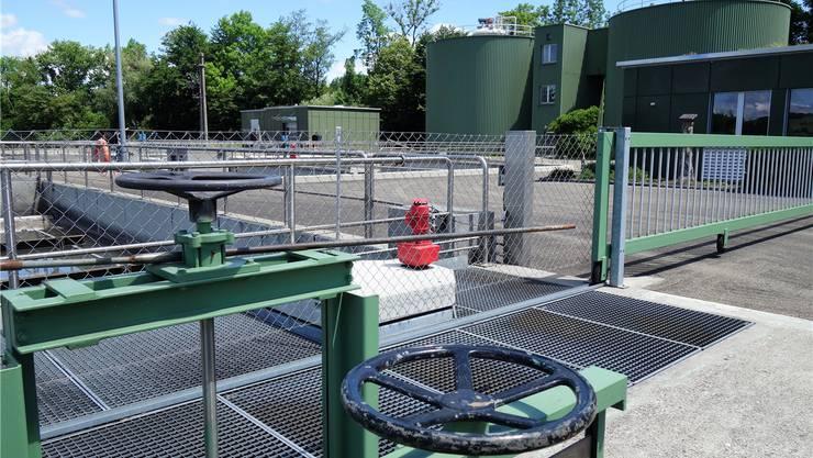 Die Abwasserreinigungsanlage von Muri muss ausgebaut und saniert werden. Eddy Schambron