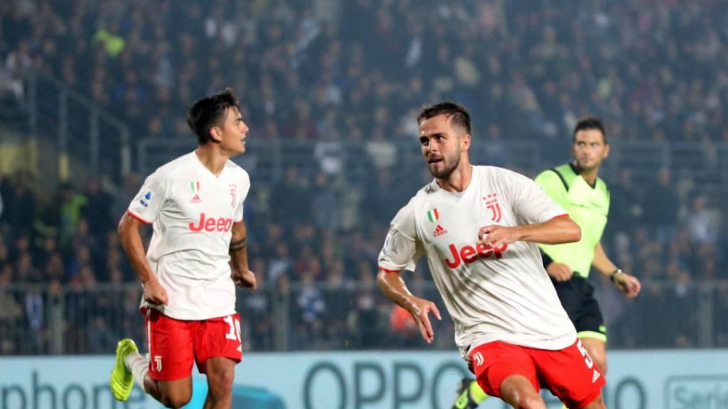 Juventus siegt dank Eigentor und Nachschuss