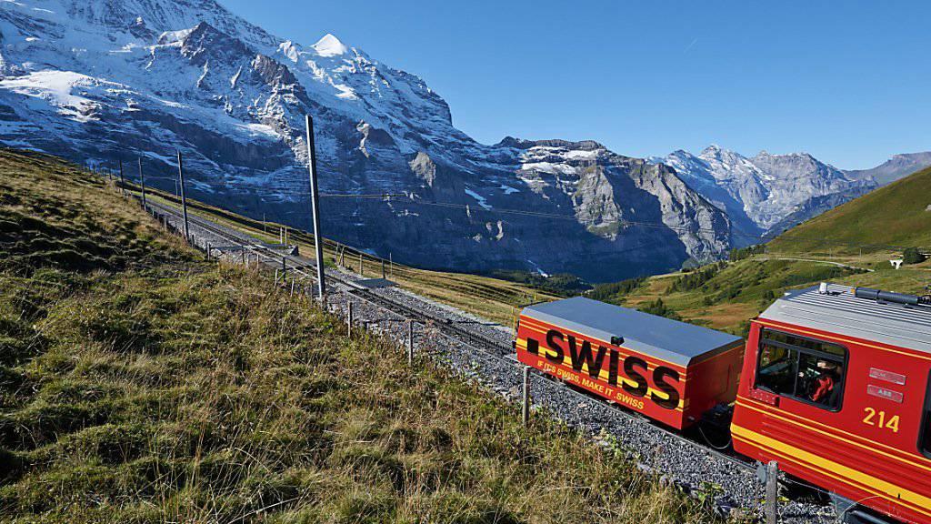 Auch die Jungfraubahnen werden die Endung .swiss nutzen.
