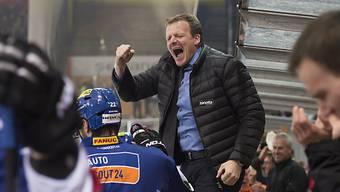 """Kevin Schläpfer: Der """"Hockey-Gott"""" steht mit Biel in den Playoffs"""