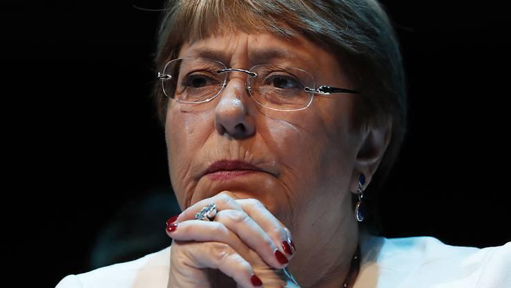Uno-Menschenrechtskommissarin Michelle Bachelet äussert sich entsetzt über die hohen Infektionszahlen und Corona-Todesfälle in Altersheimen. (Archivbild)