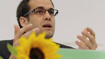 Grünen-Fraktionschef Antonio Hodgers zieht Bilanz
