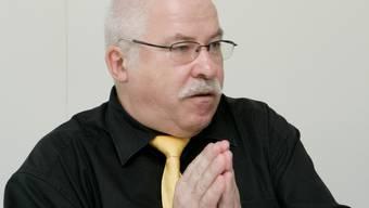 Lieni Füglistaller kann nur beten.