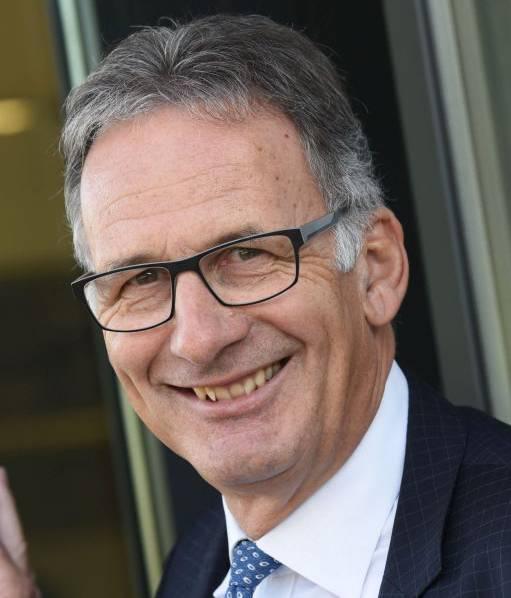 Gemeindepräsident Läufelfingen
