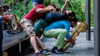 Ein abenteuerlicher Abend mit dem Molotow Brass Orkestar