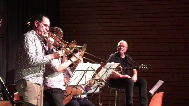 Impressionen von der Jazznight in Oberengstringen - Teil 2