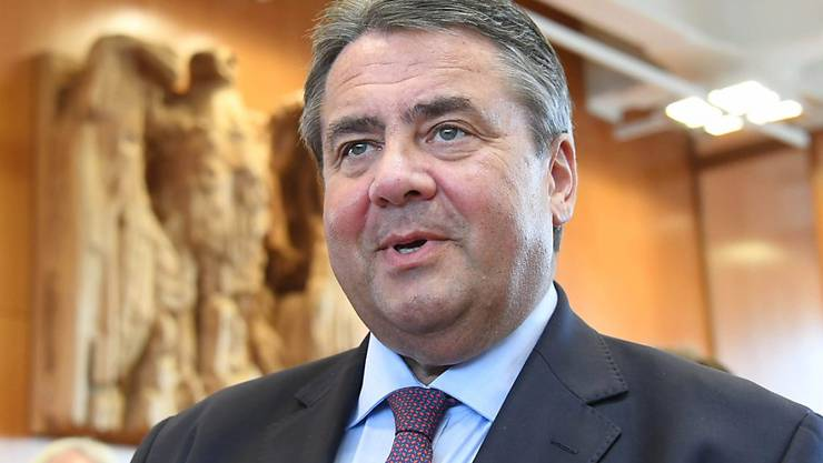 Der deutsche Wirtschaftsminister Sigmar Gabriel kann nach dem Entscheid mit Kanada verhandeln. (Archiv).