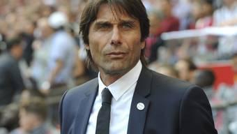 Antonio Conte musste seinen Posten als Trainer von Chelsea räumen