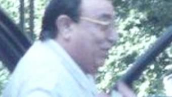 Der ermordete Mafiaboss Aslan Ussojan (Archiv)