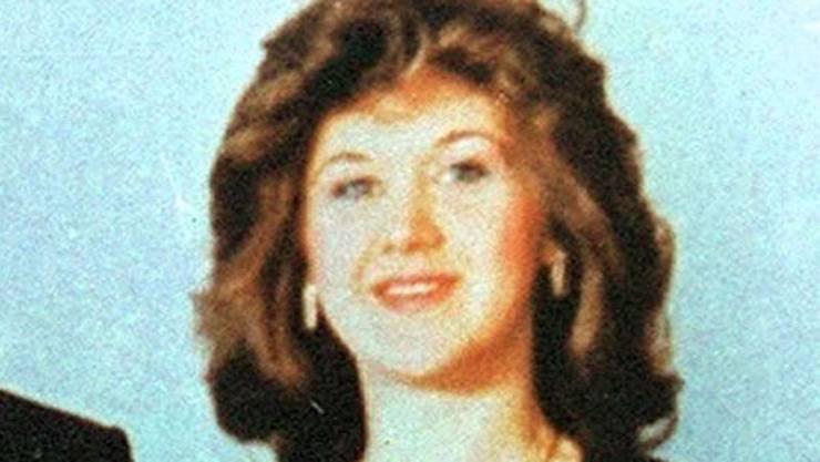 Die Schwester von Syriens Präsidenten Bashar al-Assad: Bushra al-Assad.