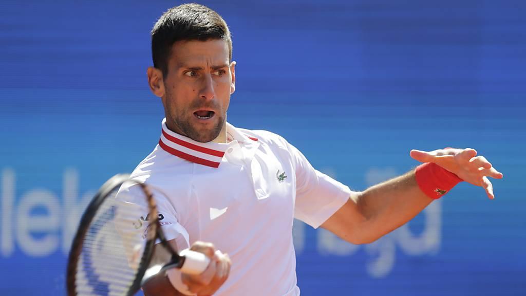 Djokovic und Nadal weiter im Gleichschritt