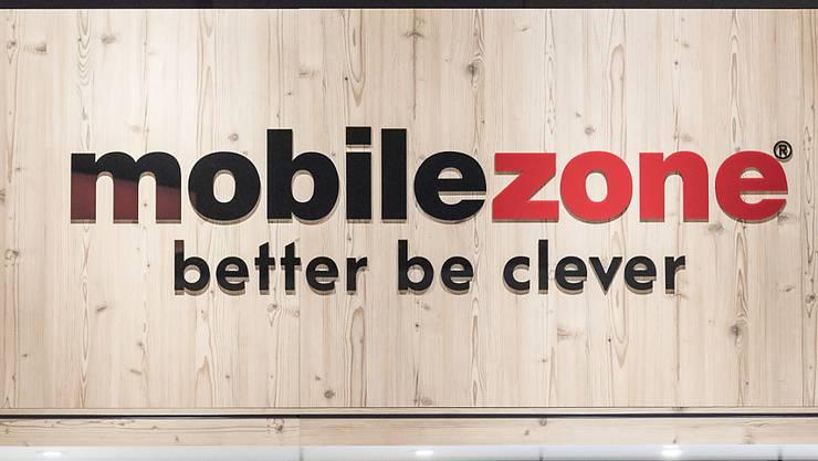 Mobilezone steigert Umsatz und Gewinn im ersten Semester. (Archiv)
