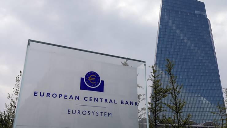 """EZB-Direktorin Sabine Lautenschläger hat sich gegen ein umfassendes geldpolitisches Massnahmenbündel zur Unterstützung der schwächelnden Konjunktur in der Euro-Zone ausgesprochen: """"Nach meiner Meinung (...) ist es viel zu früh für ein grosses Paket."""" (Archiv)"""