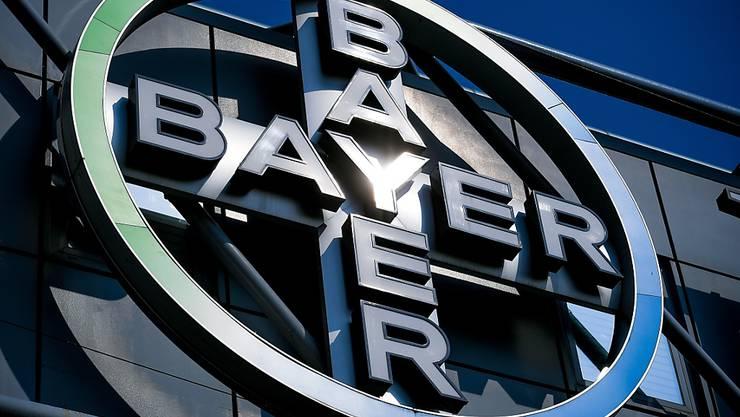 Monsanto-Kauf bläht Bayer-Ergebnisse auf - Weitere Glyphosat-Klagen. (Archiv)