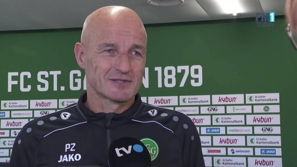 Trainer Zeidler: «Wir sind nicht automatisch Favorit»