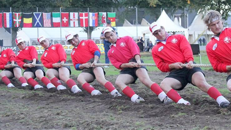 Die Schweizer gaben alles, um den Weltmeistertitel in der Königsklasse zu verteidigen. ps