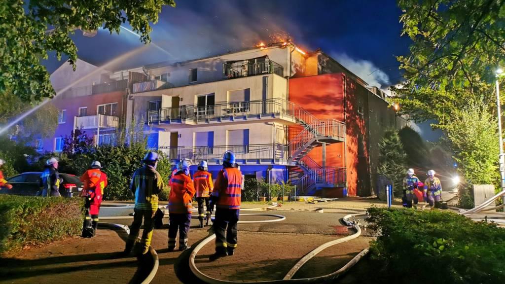 Motion zur Feuerwehr-Ersatzabgabe ist nicht dringlich