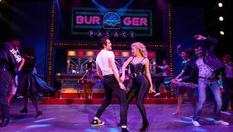 Grease Musical in Basel 2018