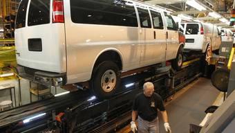 Auch General Motors verkaufte mehr (Archiv)