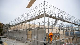 Die Löhne im Baugewerbe sind im laufenden Jahr angestiegen