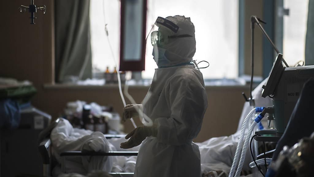 150 alleine am Montag: Zahl der Toten in China steigt stark an