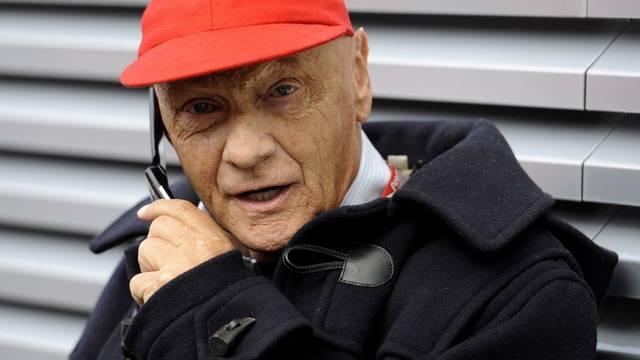 Das Leben von Rennfahrer-Legende Niki Lauda wird verfilmt (Archiv)