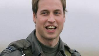 Prinz William arbeitet sehr gewissenhaft