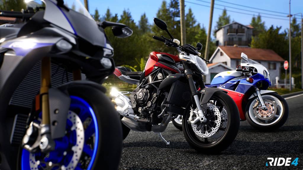 Ride 4 Press Picture