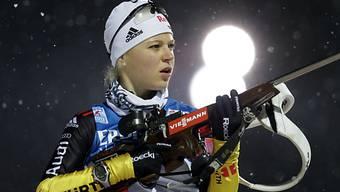 Miriam Gössner kam zum dritten Weltcupsieg in ihrer Karriere.