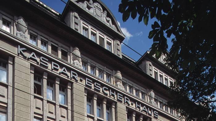 In der Zürcher Verwaltung gibt es gegenwärtig 50 Personalabteilungen, von denen viele unterschiedlich arbeiten. (Hier das Kaspar-Escher-Haus in Zürich)