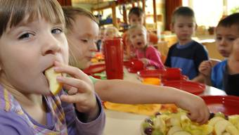 In der Stadt Zürich besuchen mehr als 82 Prozent der Kinder eine Kita. (Archivbild)