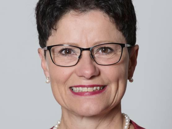 Maya Büchi-Kaiser, Gesundheitsdirektorin Obwalden