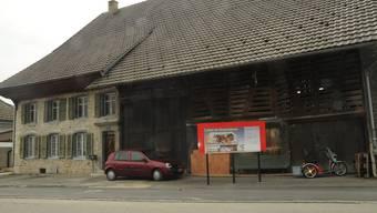 Wohnlich: In diesem alten Bauernhaus sollen dereinst geräumige Dreieinhalbzimmerwohnungen entstehen.