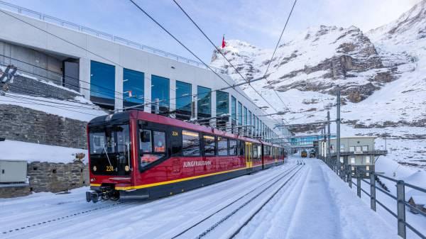 Jungfraubahnen: Trotz Talfahrt im Aufwind