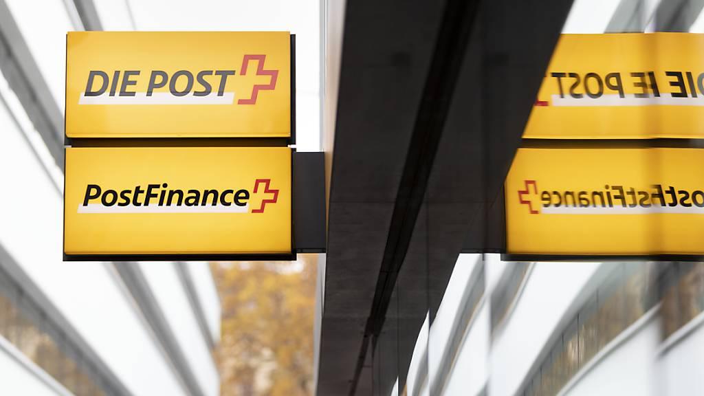 Postfinance senkt Zinsen auf Spar- und Vorsorgekonten