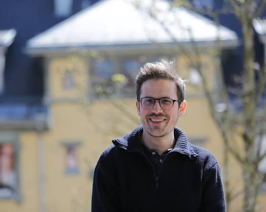 Max Reichen von der Berner Bar- und Clubkommission.