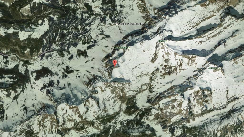 Der Mann stürzte im Alpstein ab.