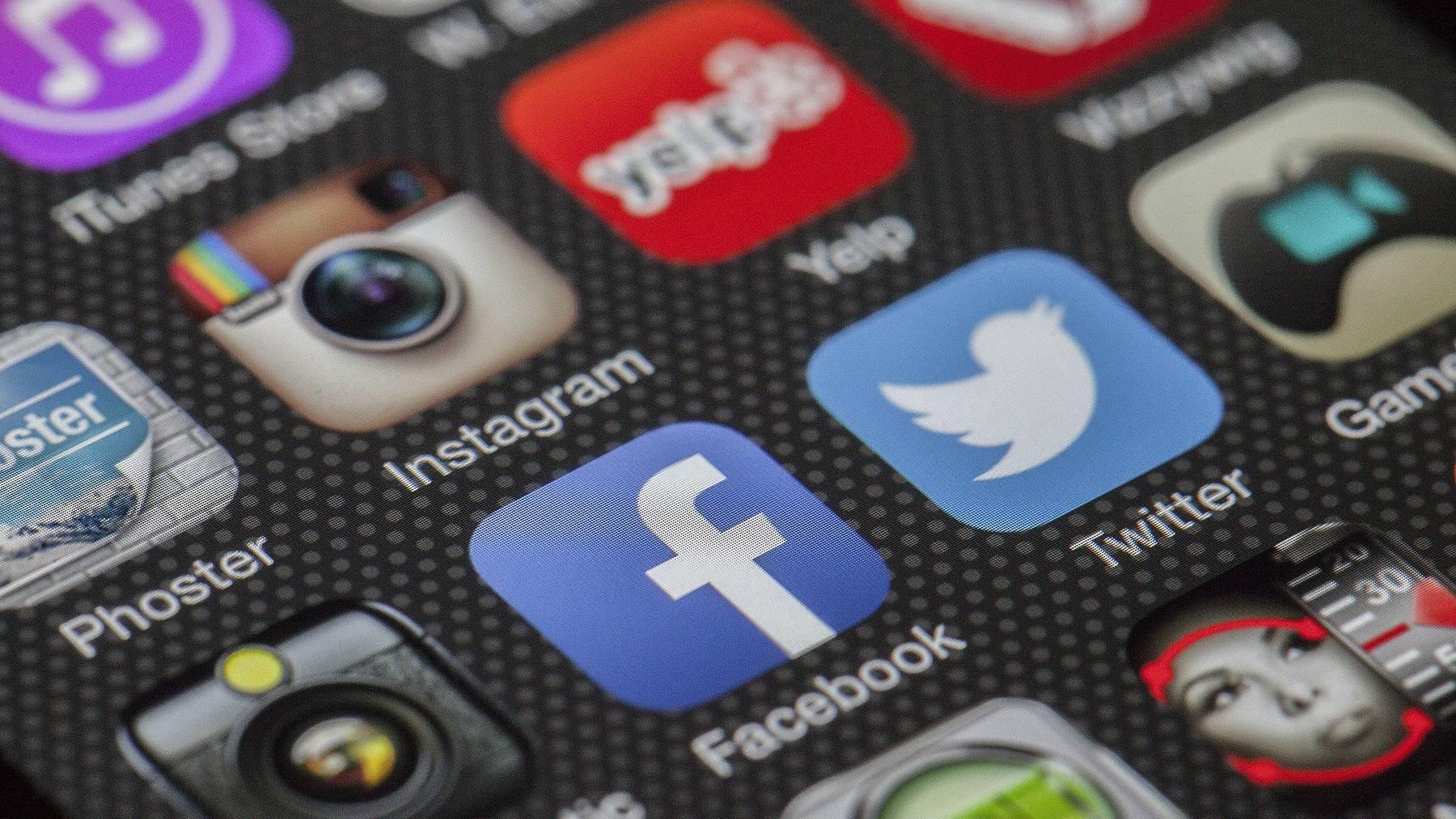 Kapo Obwalden warnt vor Social Media-Betrug