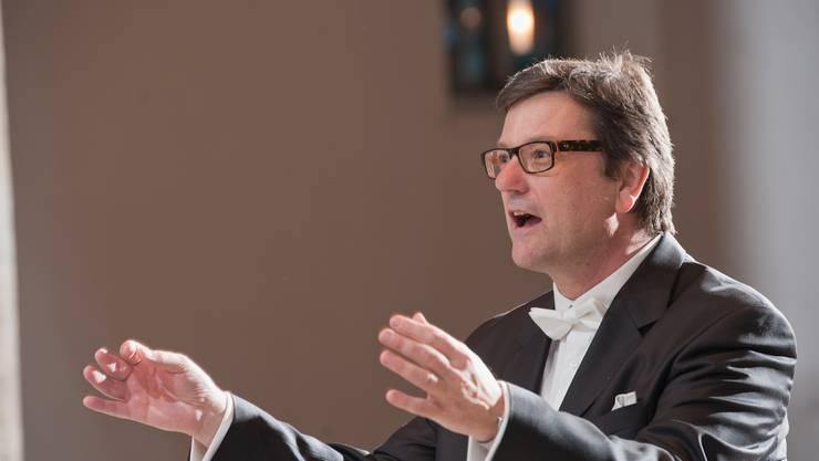 Rainer Held, Dirigent